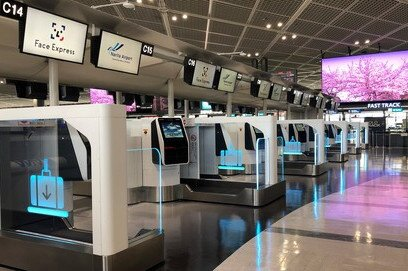 Narita International Airport passengers to pass from check-in to boarding using biometrics, eliminating the need to continually present passports and boarding passes.