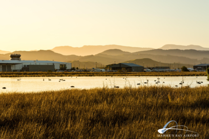 Hawke's Bay Airport adds bold new target to its environmental ambitions; Hawke's Bay Airport adds bold new target to its environmental ambitions.