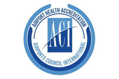 DXB's health and safety regime receive ACI's seal of approval Airport Health Accreditation for the world's busiest international hub