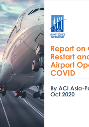 Report on Challenges in Restart and Recovery of Airport Operations During COVID