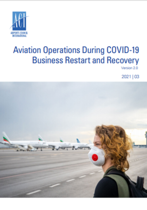 Aviation Operations during COVID-19 – Business Restart and Recovery