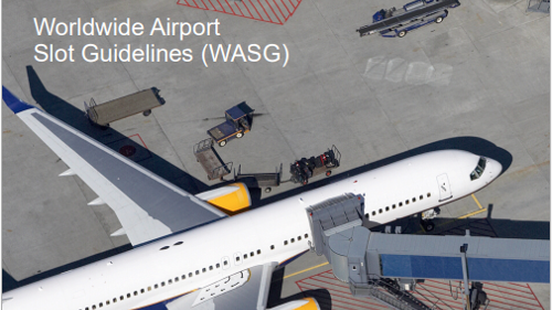 Worldwide Airport Slot Guidelines (WASG)